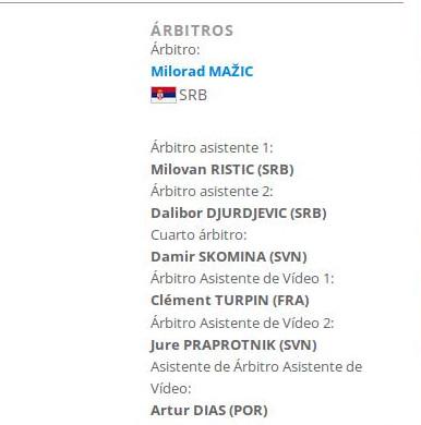 FIFA / Sitio Oficial