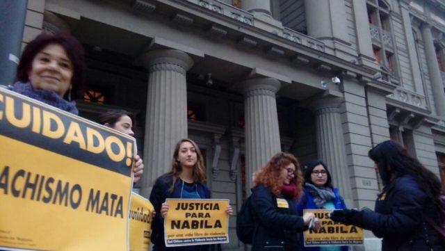 Suspenden audiencia de alegatos por recurso de nulidad — Caso Nabila Rifo