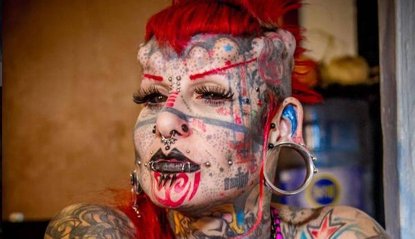 La chica del tatoo - 4 3