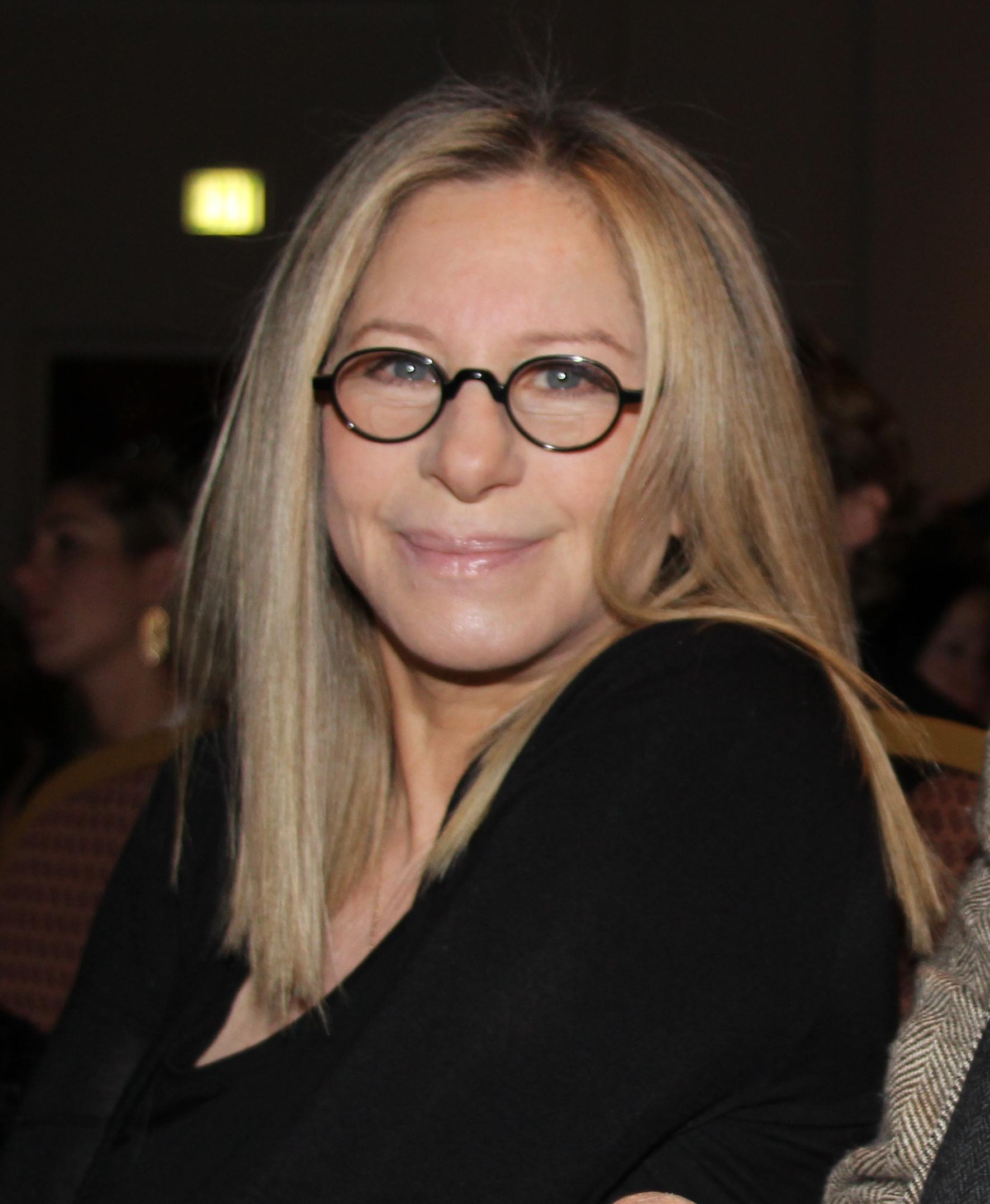 Barbra Streisend (CC)