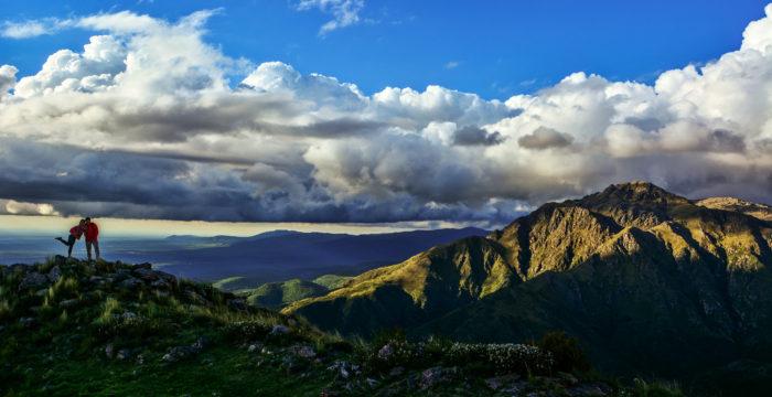 """Cerro """"Las Gemelas"""", Argentina. - Mariana Balasini y Juan Montiel   Flickr CC"""
