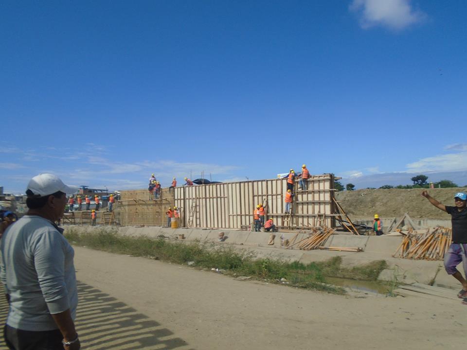 Incrementa tensión entre Perú y Ecuador por muro fronterizo