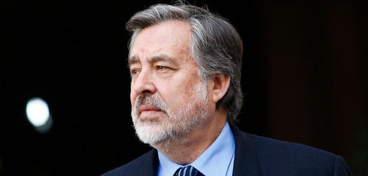 Alejandro Guillier, senador.