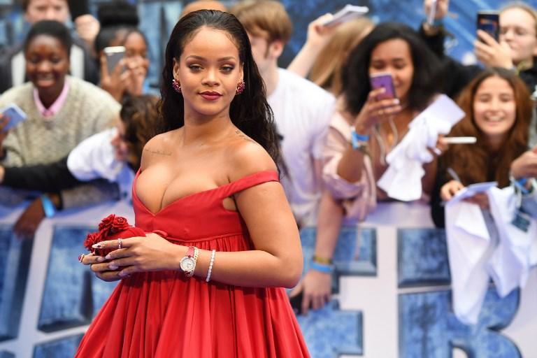#FOTOS Las fotos de Rihanna que tienes que ver