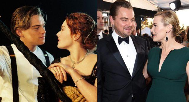 Subastan cena con Leo DiCaprio y Kate Winslet