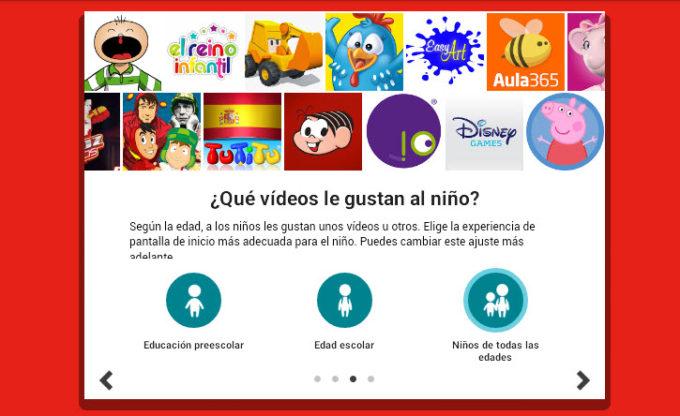 Configurando Youtube Kids; escogiendo el tipo de contenido para los más pequeños. - Whatsnew