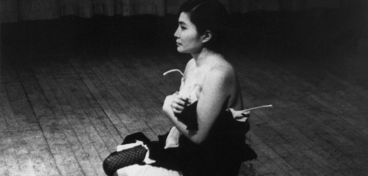 Yoko Ono, CorpArtes (c)