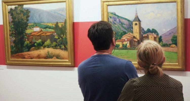 Descubren que más de la mitad de las obras de un museo en Francia son falsas