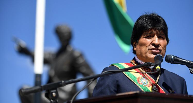 La discreta debilidad de Evo Morales Ayma