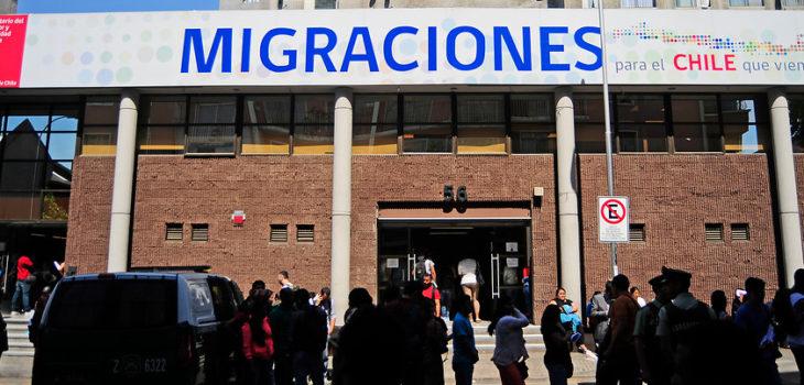 Resultado de imagen para Estudio global afirma que los chilenos son los más preocupados por restringir la migración