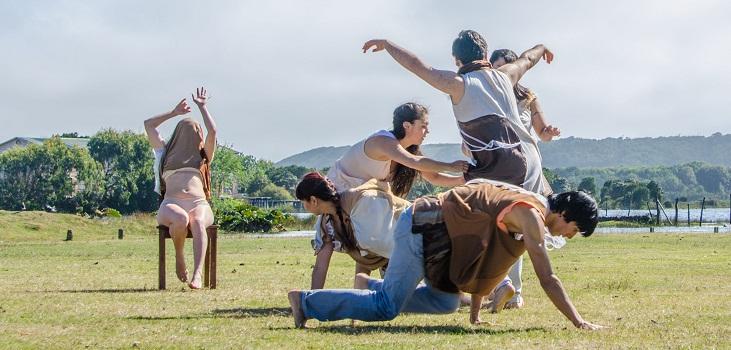 Cuerpos en Lluvia: La Danza Contemporánea llega a Chiloé