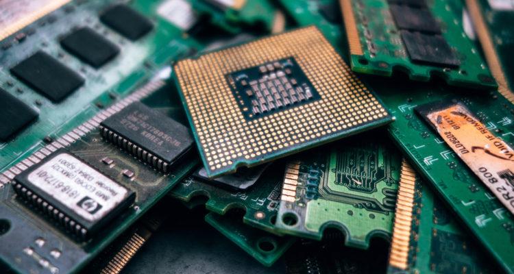 Poder Judicial entregó más de 12 toneladas de residuos electrónicos para su reciclaje