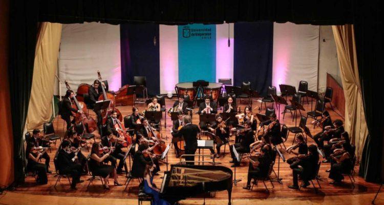 La Orquesta Sinfónica Nacional Juvenil se presentará en el Teatro Municipal de Ñuñoa