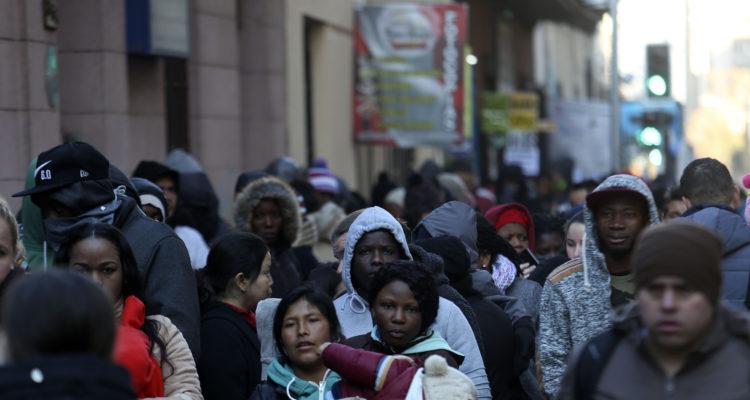 110 mil inscritos en regularización extraordinaria ya obtuvieron su visa