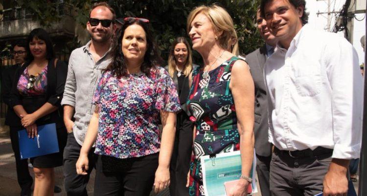 Propuesta de ciclovía en calle de Providencia enfrenta a Matthei con el Ministerio de Transportes