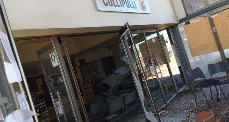 Alcalde de Collipulli no descarta querella por daños en municipio tras toma de comunidades