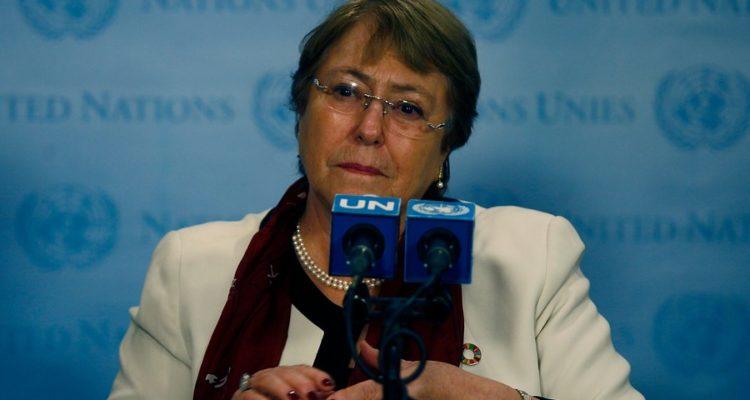 Gobierno y Chile Vamos critican a Bachelet por informe de su antecesor en la ONU sobre Venezuela