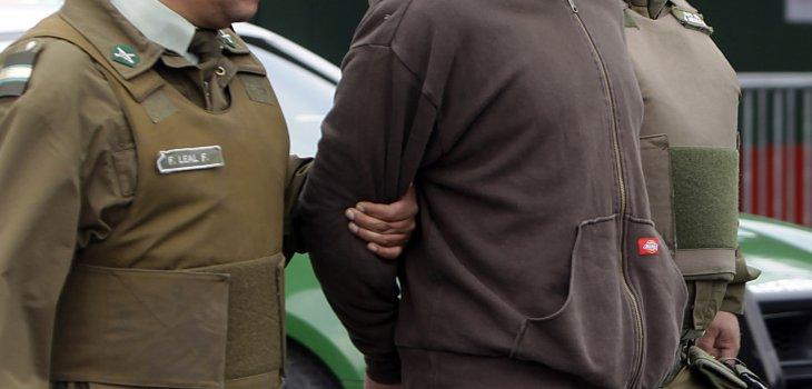 Carabineros detuvo a dos hombres tras el robo a una vivienda en Puerto Montt