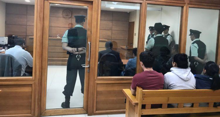 Prisión preventiva para clan familiar sorprendido con 9 kilos de droga en Los Ríos