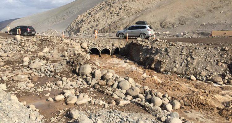 Restablecen ruta que une Arica con Iquique hasta la noche de este domingo