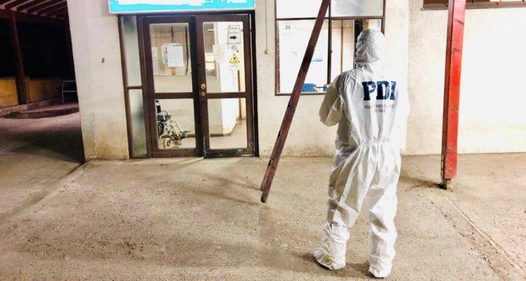 Trabajador municipal murió tras caer desde techo de Cesfam en comuna de Curarrehue