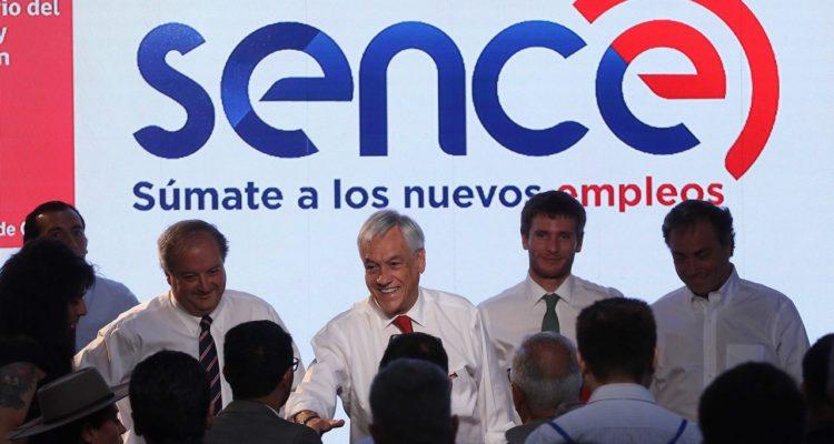 Piñera firma proyecto de ley para modernizar el Sence enfocado en el futuro del mercado laboral
