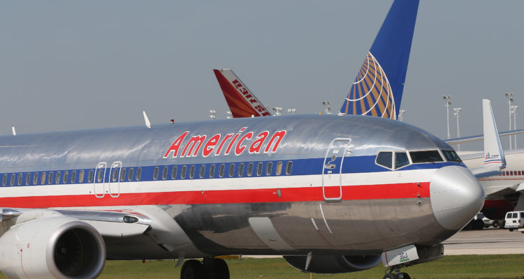 American Airlines anuncia la suspensión de sus vuelos a Venezuela