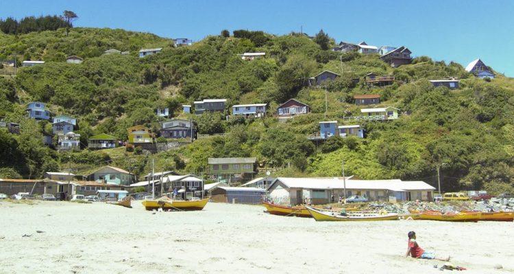 Estudio confirma regularidad en terrenos de Pucatrihue ocupados por pescadores artesanales