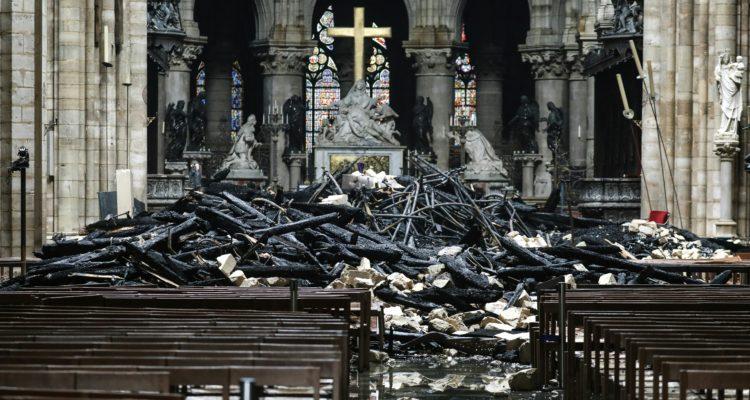 Arquitecto advierte que falta de artesanos calificados podría complicar restauración de Notre Dame