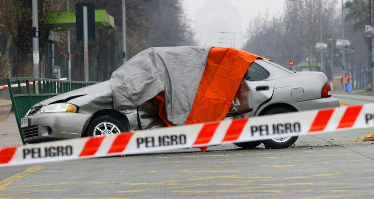 Automóvil Club Chile cuestiona al Gobierno por cifras de accidentes fatales: