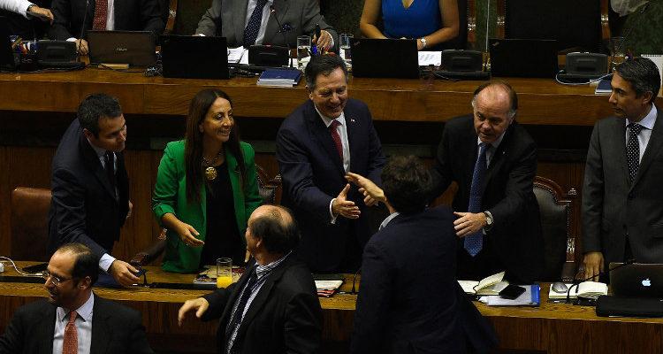 Cámara de Diputados aprueba TPP 11 con respaldo DC y PR