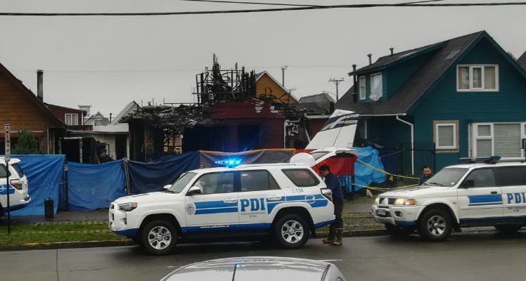 Identificación científica de víctimas de accidente aéreo en Puerto Montt estaría este fin de semana