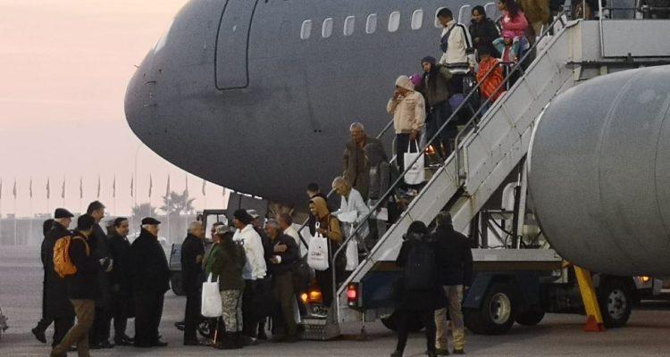 Nuevo vuelo del Gobierno trajo al país a 119 personas que vivían situación crítica en Venezuela