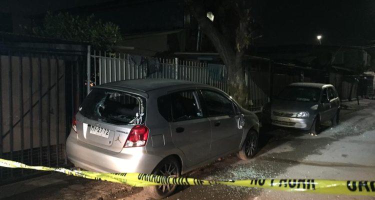 Pelea entre hombre y su expareja terminó con balacera en San Bernardo: un muerto y un detenido