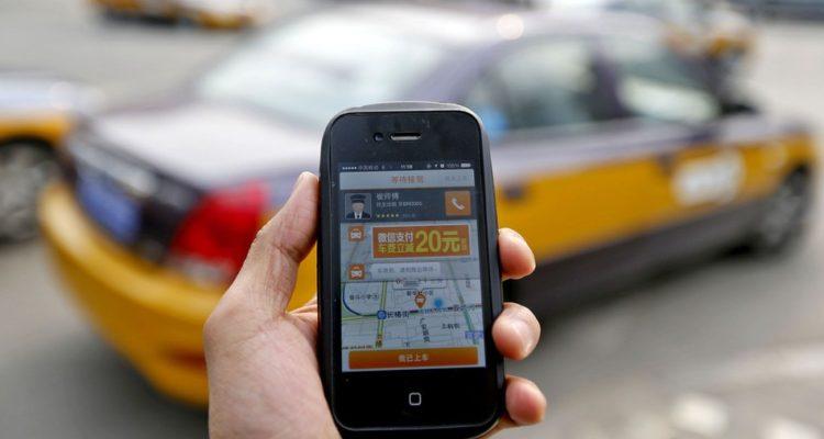 Aplicación de transportes DiDi busca alianza con gremios de taxistas