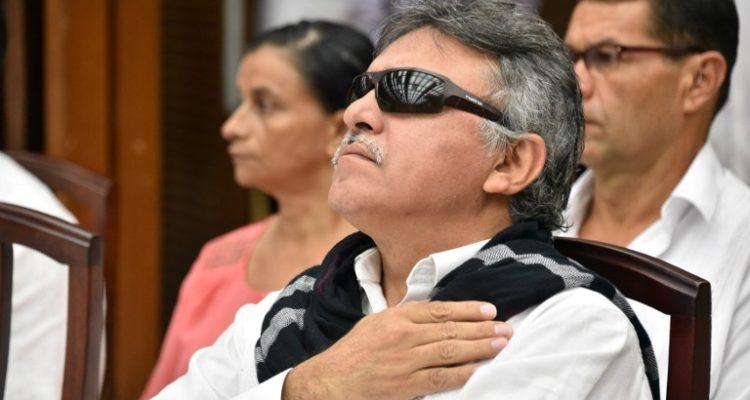 Colombia ofrece recompensa para encontrar a exjefe FARC que podría haber huido a Venezuela