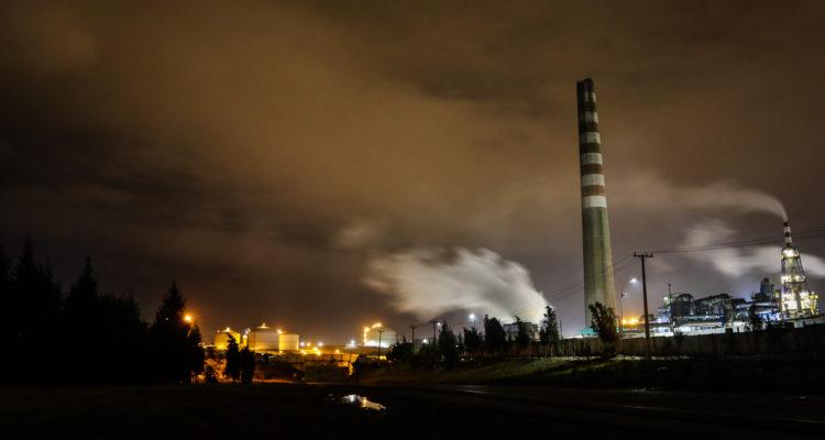 Codelco Ventanas: una fuga de gas y la alerta de una prevencionista que habría sido ignorada