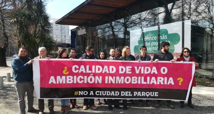 Ciudad del Parque: opositores de megaproyecto inmobiliario analizan recurrir a Tribunal Ambiental