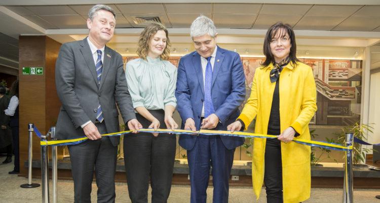 Una embajada en la capital: Universidad de Concepción inauguró su nueva sede en Santiago