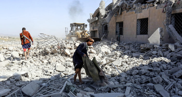 Rebeldes hutíes aseguran estar dispuestos a cesar ataques a Arabia Saudita para lograr paz en Yemen