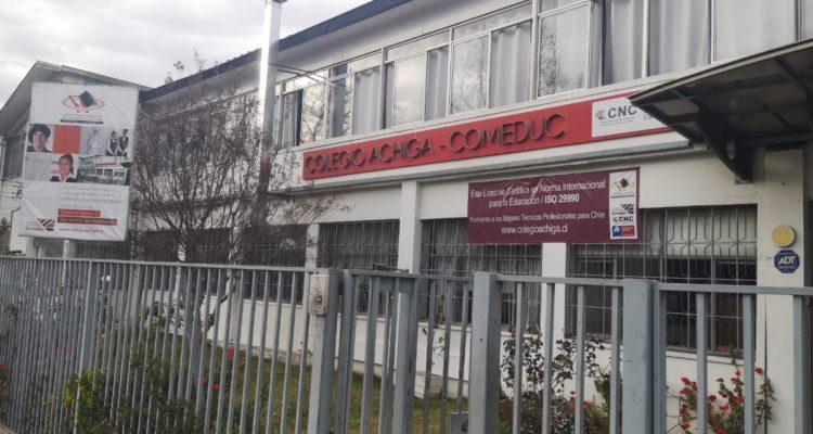 Carabineros resguarda colegio de Las Condes ante denuncia por presuntas amenazas de un estudiante