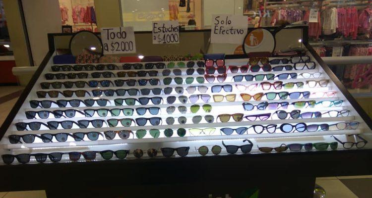 Cierra tienda de lentes de sol Peppermint y deja a sus trabajadores en vilo ante sueldos impagos