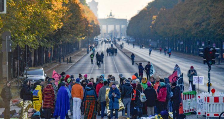 Movimiento ecologista contra el cambio climático se toma ciudades en todo el mundo