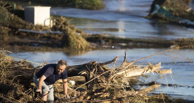 A 35 aumentan muertos en Japón por el paso del tifón Hagibis