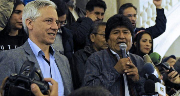 Bolivia espera los resultados finales de la elección: Evo aguarda el voto rural y Mesa suma apoyos
