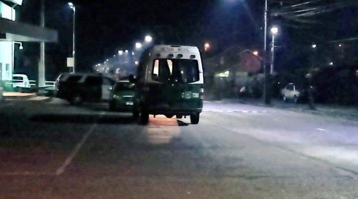 Gobierno confirma disparo contra comisaría en San Pedro de la Paz y un carabinero herido en Coronel