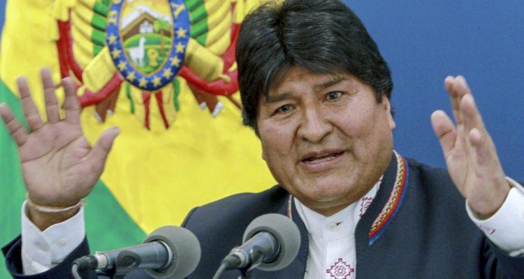 Parlamentarios no anticipan mayores cambios en relación con Bolivia si Evo Morales pierde elección