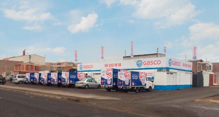 Gasco entra al mercado de gas envasado en Arica y logra cobertura continental completa