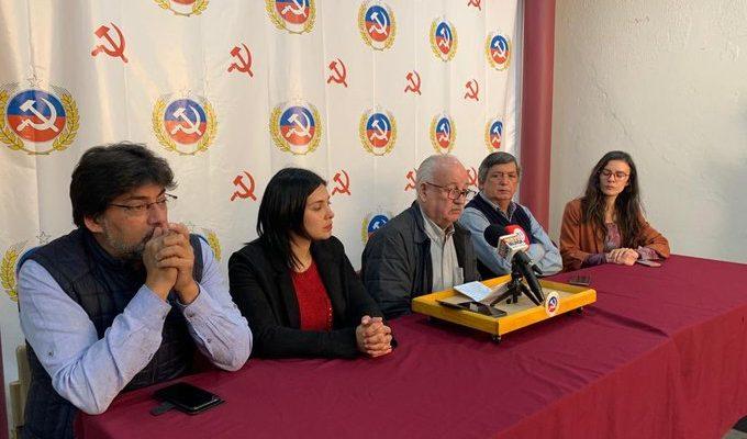 PC quedaría fuera de la reunión con Piñera y señala que encuentro
