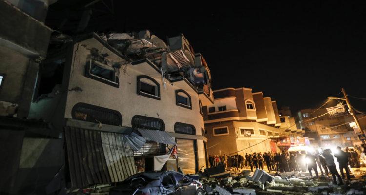 Incluido niños: Israel reconoce víctimas civiles en Gaza mientras siguen con los bombardeos